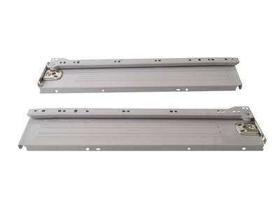 Боковины Firmax на роликовых направляющих, H=86 мм, L=500мм, серый (4 части) Изображение 4
