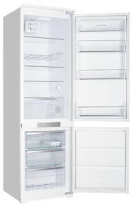 Встраиваемый двухкамерный холодильник Kuppersberg CRB 17762, белый Изображение 2
