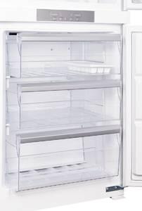 Встраиваемый двухкамерный холодильник Kuppersberg CRB 17762, белый Изображение 6