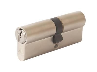 [ПОД ЗАКАЗ] Личинка замка двери Roto 35/40 (никелированный) Изображение