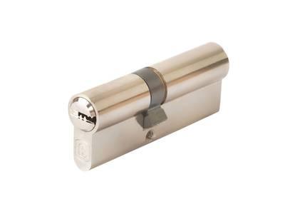 Цилиндр профильный ELEMENTIS 35/45 повышенной прочности, никелированный Изображение