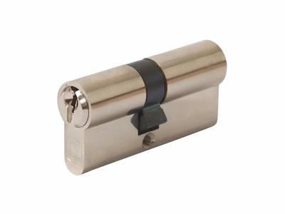 Цилиндр профильный ELEMENTIS 30/35, никелированный Изображение