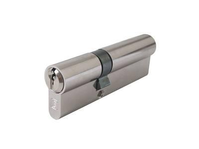 Цилиндр профильный ELEMENTIS 35/55, 5 ключей, никелированный Изображение 2