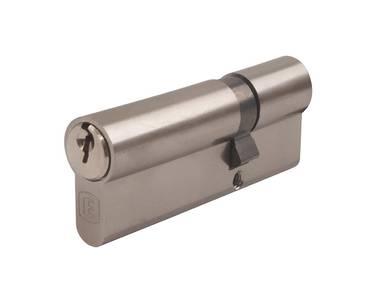 Цилиндр профильный ELEMENTIS 35/55, 5 ключей, никелированный Изображение 4