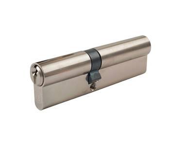 Цилиндр профильный ELEMENTIS 45/60, 5 ключей, никелированный Изображение 2
