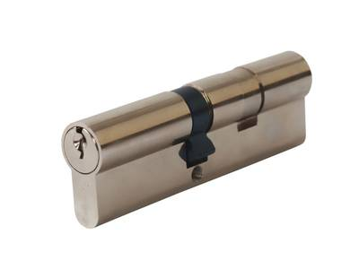 Цилиндр профильный MAXBAR 847/K 45-55, никелированный Изображение