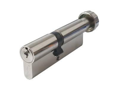 Цилиндр профильный MAXBAR с круглой ручкой 50 (ручка C)/40 (ключ) Изображение 3