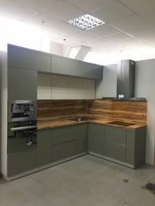 Кухонная столешница ALPHALUX, дуб светлый, R6, влагостойкая, 4200*600*39 мм Изображение 5