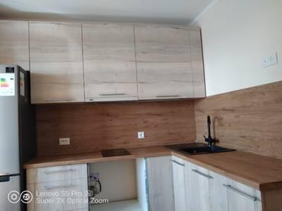 Кухонная столешница ALPHALUX, дуб светлый, R6, влагостойкая, 4200*600*39 мм Изображение 7