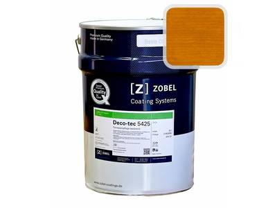Масло для террас Zobel Deco-tec 5425 (Светлый дуб) Изображение