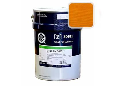 Масло для террас Zobel Deco-tec 5425 (Золотистый тик) Изображение