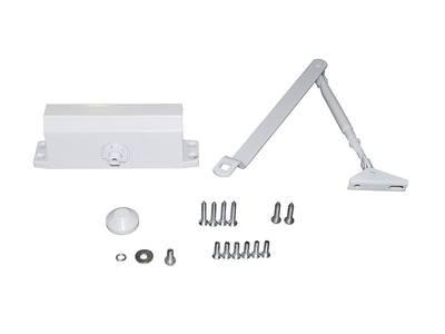 Доводчик Elementis 603 EN3, белый Изображение