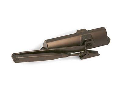 Доводчик Dorma TS-68 EN2-4 с фиксацией, коричневый Изображение