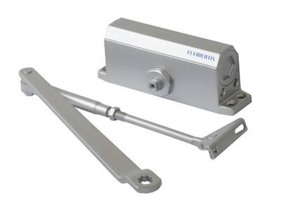 Доводчик Elementis 603 EN3, серебро, с низкотемпературным маслом Изображение 2