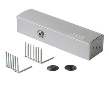[ПОД ЗАКАЗ] Доводчик дверной Geze TS 3000 V (EN-Size 1/2/3/4, без тяги, серебристый) Изображение