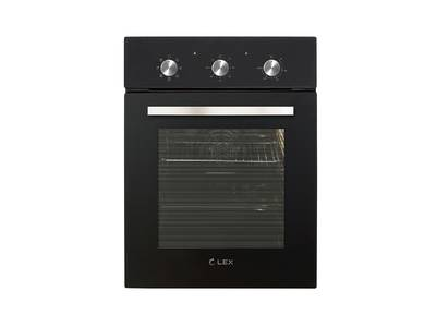 Духовой шкаф EDM 4570 BL, ширина 450 мм, черный Изображение