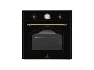 Духовой шкаф EDM 6070 С BL, ширина 600 мм, черный Изображение