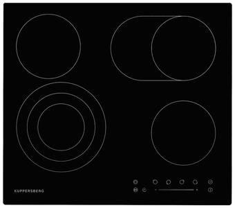 Электричекая варочная поверхность Kuppersberg ECS 623, черный Изображение