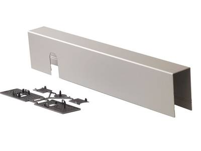 Крышка BASIC для распашных приводов ED100/250, серебро, 29241001 Изображение