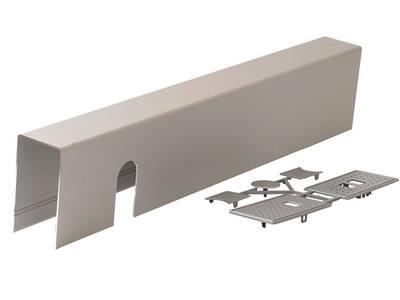 Крышка BASIC для распашных приводов ED100/250, серебро, 29241001 Изображение 2