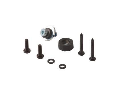 Рычаг стандартный для распашных приводов ED100/250 до 225 мм, серебро, 29271001 Изображение