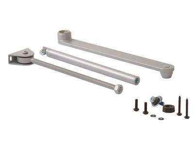 Рычаг стандартный для распашных приводов ED100/250 до 225 мм, серебро, 29271001 Изображение 2