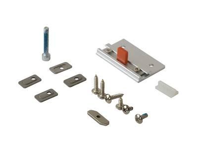 Комлект роликов с доводчиком (на одну дверь,  L+R части) FIRMAX Изображение 4
