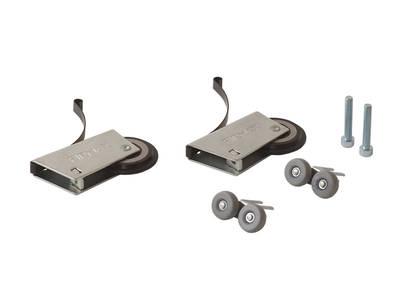 FIRMAX Комплект роликов на симметричную дверь (2+2) Изображение