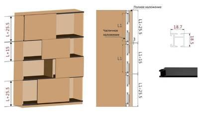 FM310 Комплект накладных роликов и доводчиков на 1 дверь, FIRMAX. Изображение 5