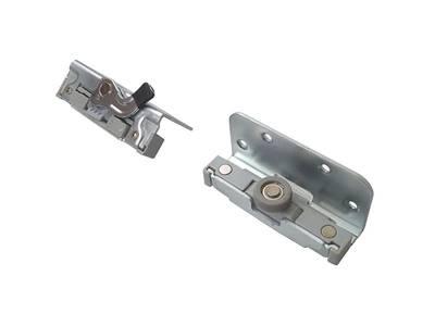 FM602 Комплект накладных роликов и доводчиков на 2 двери., FIRMAX. Изображение 8