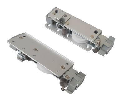 FM602 Комплект накладных роликов и доводчиков на 2 двери., FIRMAX. Изображение 5
