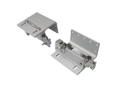 FM602 Комплект накладных роликов и доводчиков на 2 двери., FIRMAX. Изображение 4