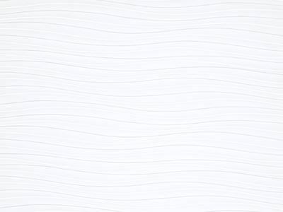 Фасад МДФ глянцевый белая волна 664 AGT Изображение 2