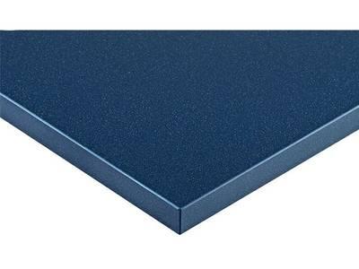Фасад мебельный МДФ ALVIC глянцевый кобальт металлик (Cobalto Pearl Effect) Изображение