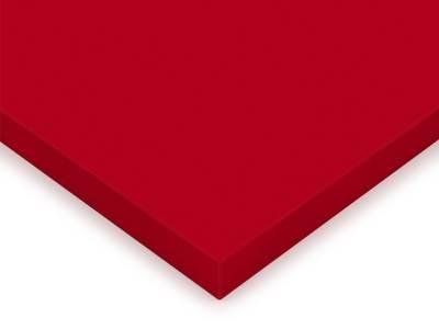 Фасад МДФ глянцевый красный 600 AGT Изображение