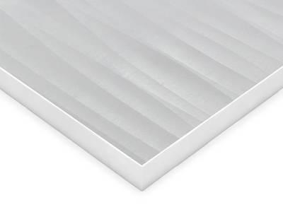Фасад МДФ глянецево-матовый Сахара белый 662 AGT Изображение