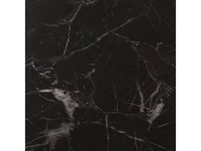 Фасад мебельный МДФ ALVIC глянцевый черный мрамор (Oriental Black) Изображение 2