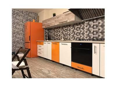 Фасад МДФ глянцевый оранжевый (Naranja) ALVIC Изображение 4