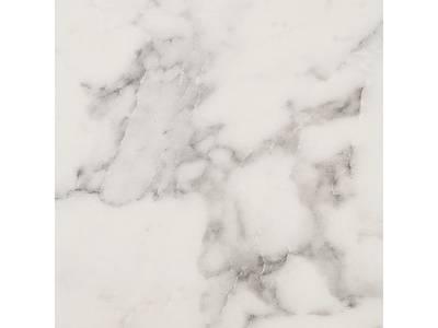 Фасад мебельный МДФ ALVIC суперматовый белый мрамор (Oriental White Supermat ZENIT) Изображение 2