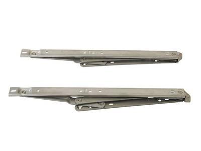 Ножницы фрикционные тип Р для фрамуг с верхним подвесом до 1000мм, 2 штуки, 08536000N Изображение 3