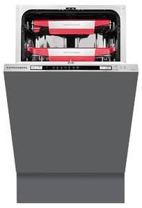 Посудомоечная машина встраиваемая Kuppersberg GLM 4575 Изображение