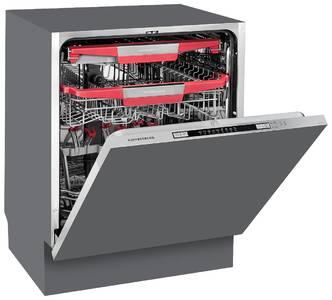 GLM 6075 Посудомоечная машина полностью встраиваемая, ширина 60 см Изображение