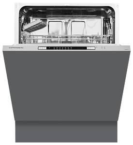 GSM 6072 Посудомоечная машина полностью встраиваемая, ширина 60 см Изображение