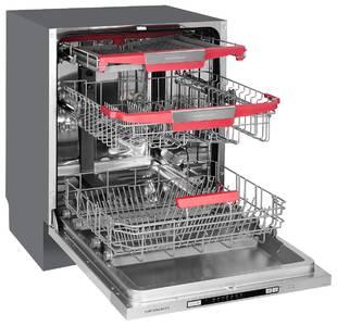 Посудомоечная машина встраиваемая Kuppersberg GSM 6073 Изображение 2