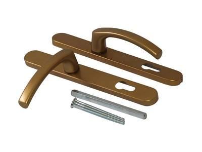 Гарнитур нажимной FKS подпружиненный, бронза 30A/1005/F4/TS72 Изображение