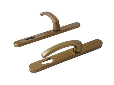 Гарнитур нажимной FKS подпружиненный, бронза 30A/1005/F4/TS72 Изображение 5