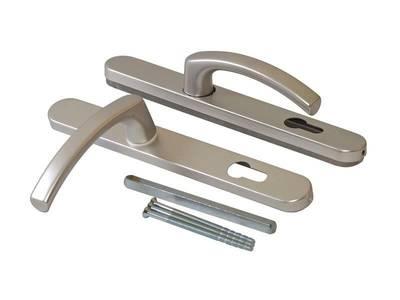 Гарнитур нажимной FKS подпружиненный, серебро 30A/1005/F1/TS72 Изображение