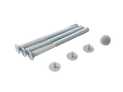 Гарнитур нажимной HOPPE Tokyo со сплошной накладкой (24 мм), серебро Изображение 7