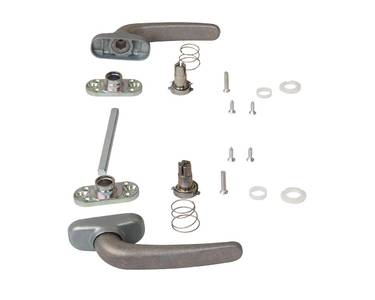 Гарнитур нажимной PRIMA PLUS, штиф 8 мм, неокрашенный 02792005 Изображение 3