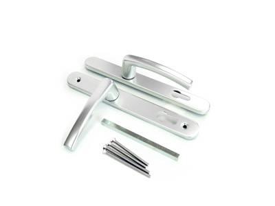 Нажимной гарнитур Roto (245/30/92/8 мм, серебро) Изображение